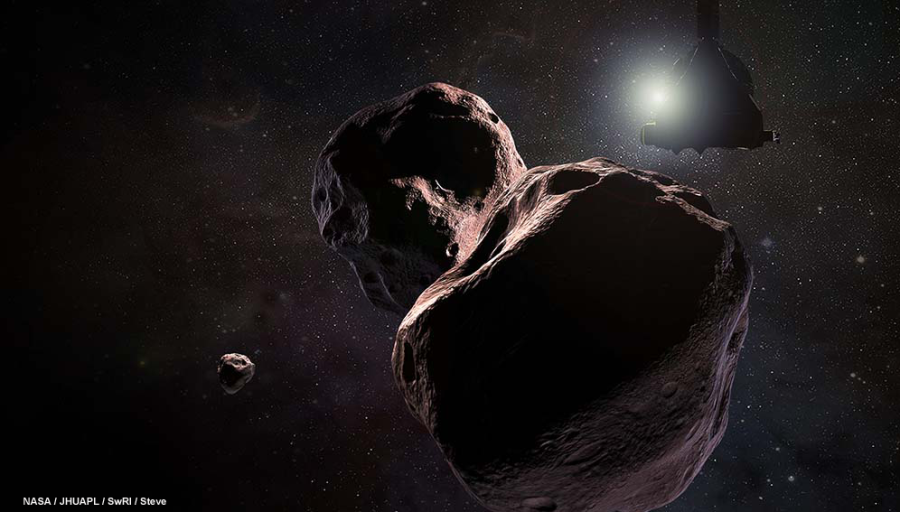 The stellar occultation by the asteroid Ultima Thule in